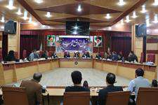 هفتاد و هفتمین كميسيون فرهنگي ،اجتماعي،امور ورزش و جوانان شوراي شهر اهواز برگزار شد