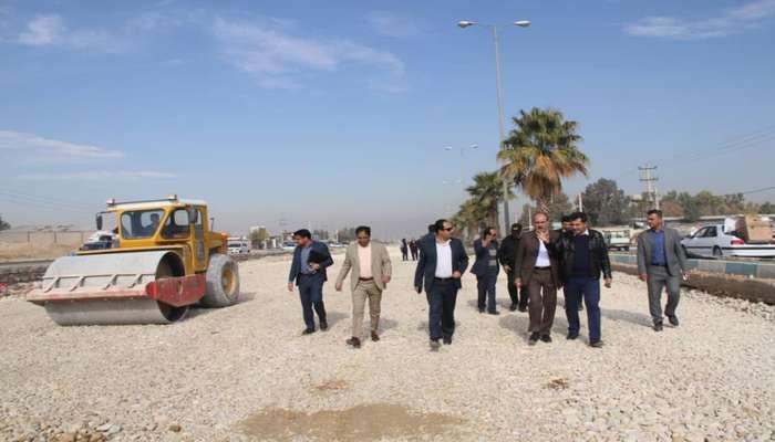 دکتر قائدی مطرح کرد؛ بزرگراه خلیج فارس پروژهای ماندگار برای ارزشبخشی به ورودی شرقی شیراز