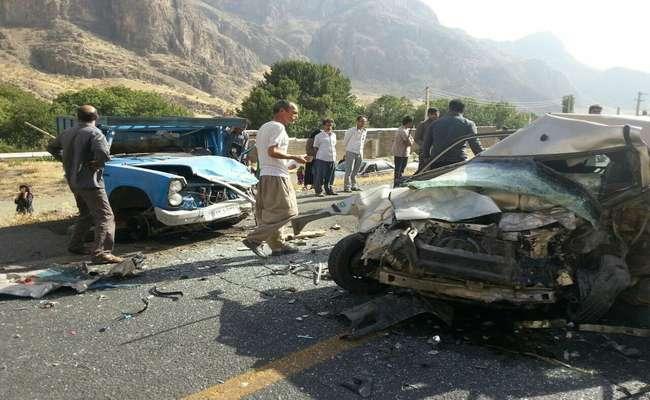 جادهای با تابلوی «خطر مرگ»/ هشدار! مسئولان خواب هستند