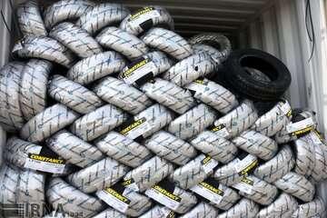 شاخص توزیع لاستیک دولتی بین رانندگان به ۱۵ هزار کیلومتر کاهش یافت