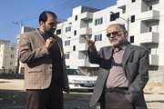 سفر یکروزه مدیرکل راه و شهرسازی خراسان شمالی به شهرستان شیروان