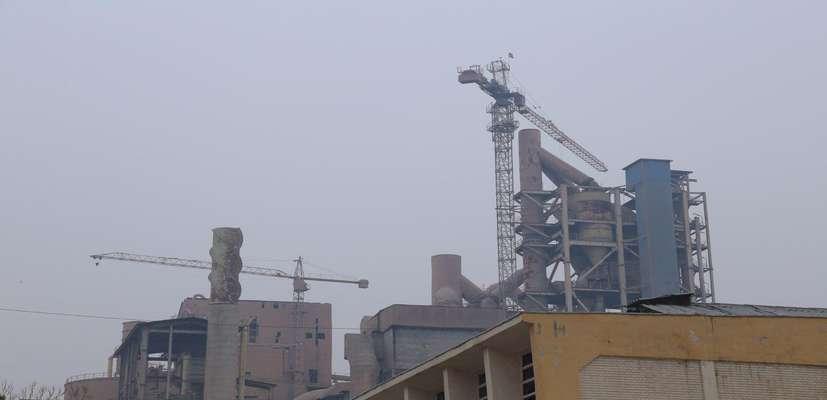 توقیف فعالیت دو کارخانه تولید سیمان در تهران