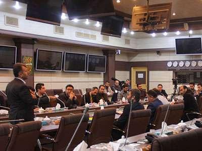 کارگاه آموزشی روابط عمومی و مدیریت شهری در قزوین برگزار شد