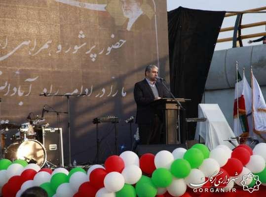 آغاز دومینوی افتتاح پروژههای بزرگ شهر گرگان