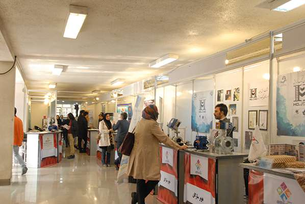 استقبال شرکتهای دانشبنیان از نمایشگاه پژوهش و فناوری وزارت...