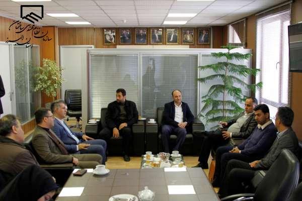 سازمان اتش نشانی و خدمات ایمنی شهرداری کرج و سازمان نظام مهندسی ساختمان استان البرز تفاهم نامه همکاری مشترک امضا کردند