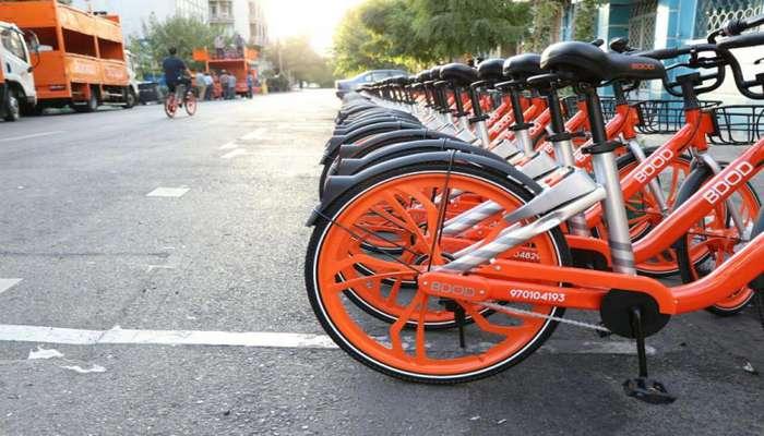 آغازبهکار پروژه دوچرخههای هوشمند اشتراکی در شیراز از ۲۸ آذر/ زیرساختهای دوچرخهسواری تقویت میشود