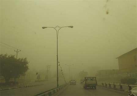 نتایج پژوهش گرد و غبار استان قم تا پایان سال مشخص می شود