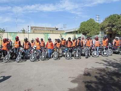 از روز ملی حمل و نقل تا روز هوای پاک، مجوز پیک موتوری در سازمان تاکسیرانی به طور رایگان صادر می شود