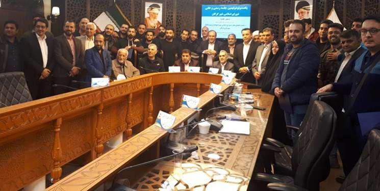 هواداران تیم بسکتبال شهرداری گرگان تجلیل شدند