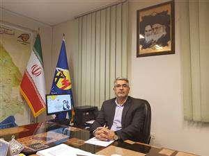 گزارش عملکرد امور حمل و نقل شرکت برق منطقه ای خوزستان