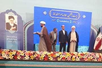 وزارت راه و شهرسازی شایسته تقدیر شد