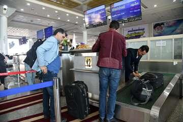 کاهش زمان عبور مسافران در فرودگاه امام با اجرای طرح (VIB)