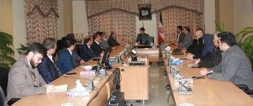 دیدار ریاست و اعضای هیات مدیره سازمان با مدیرکل راه و شهرسازی استان اصفهان