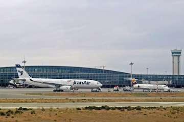 تغییر مسیر پروازهای خارجی فرودگاه مشهد به فرودگاه امام خمینی (ره)