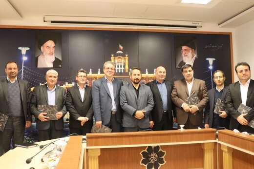 شهردار تبریز از مدیران عرصه حمل و نقل تقدیر کرد