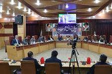 یکصد و دومین جلسه شورای شهر اهواز برگزار شد+گزارش تصویری