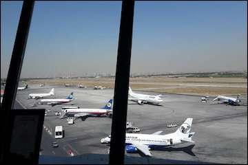 پروازهای ورودی به فرودگاه شهید هاشمی نژاد مشهد انجام نمی شود