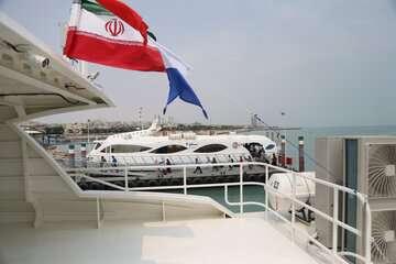 ۱۱۰ فروند شناور ساخت داخل با هدف توسعه گردشگری دریایی آب اندازی شد
