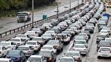 وضعیت جادهها در ۲۹ آذر / افزایش ۱۹.۱ درصدی تردد در محورهای برون شهری