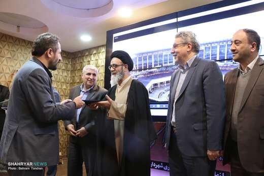 قدردانی از اقدامات سازنده شهردار تبریز در هوشمندسازی پایانه های مسافربری