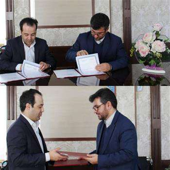 تفاهم نامه همکاری سازمان نظام مهندسی ساختمان استان اردبیل و سازمان نظام مهندسی کشاورزی