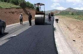 ساخت ۳۵۰۰ کیلومتر راه روستایی آسفالته تا شش ماه آینده