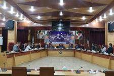 صد و سومین جلسه كميسيون برنامه و بودجه شوراي شهر اهواز برگزار شد