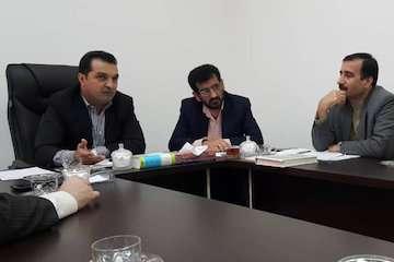 ستاد بازآفرینی  شهرستان  نور برگزار شد