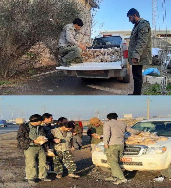 پویش نذر طبیعت در مناطق شهرستان آبیک با همیاری شکارچیان