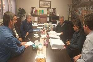 نهمین ملاقات مدیرکل راه و شهرسازی استان تهران طی سال جاری در شب یلدا