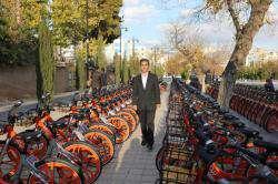 دوچرخه های اشتراکی بیدود به خیابان های شهر آمد