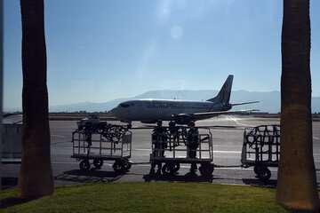 ساعتی یک پرواز از ترمینال سلام فرودگاه امام انجام خواهد شد