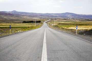 پنج هزار و ۵۰۰ کیلومتر راه روستایی در کشور آسفالت میشود