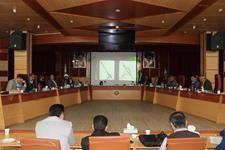 بیست و چهارمین  جلسه کمیسیون تلفیق شورای شهر اهواز برگزار شد