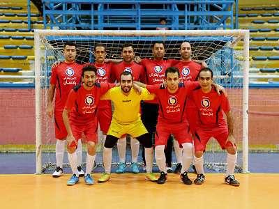 مسابقات جام فوتسال خانواده بزرگ تاکسیرانی به مناسبت روز ملی حمل و نقل برگزار می شود