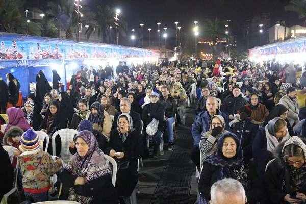 نمایشگاه صنایع دستی ، سوغات و برگزاری جشن شب یلدا  برگزارشد