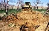 142حلقه چاه غیرمجاز در شهرستانهای زنجان و سلطانیه مسدود شد