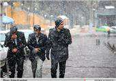هواشناسی ایران| بارش برف و باران ۳روزه در ۱۰ استان/هشدار کولاک برف