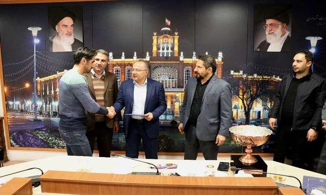 توجه شهرداری تبریز به ورزش کارمندی نتیجه مطلوبی دارد