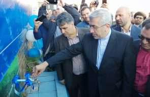 بهرهبرداری از طرح آبرسانی به 31 روستای استان خراسان رضوی و برخورداری بیش از 27 هزار نفر جمعیت از آب شرب سالم و بهداشتی