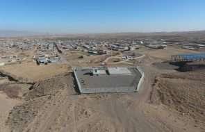 رفع قطعی آب 2500 نفر در روستای کردیان باخرز