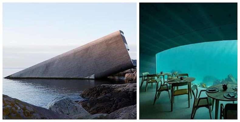 عجیب ترین معماری های سال ۲۰۱۹