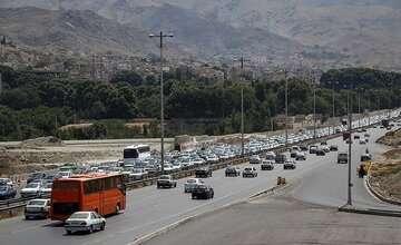 آزادراه کرج - قزوین درمحدوده زیرگذر شهید صدوقی بسته می شود