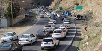 آزادراه تهران-قزوین پرترافیکترین جاده کشور/محدودیت ترافیکی در جادههای شمال