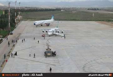 پرواز مسیر مشهد- خرم آباد راه اندای میشود
