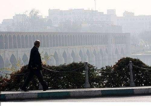 توصيههاي مركز بهداشت اصفهان در خصوص آلودگيهوا