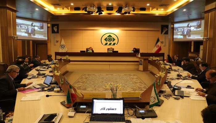 مصوبات یکصد و پانزدهمین جلسه صحن علنی شورای شهر شیراز