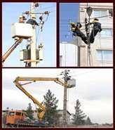 احداث و بهسازی 337 ایستگاه توزیع برق در استان سمنان