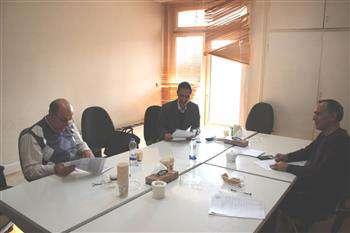 بررسی چگونگی مقاوم سازی ساختمان ها در کمیسیون نظام فنی و اجرایی سازمان